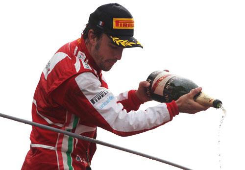 Fernando Alonso - Fórmula 1 - GP Italia (Monza)