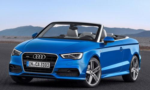 Audi A3 Cabrio (frontal)