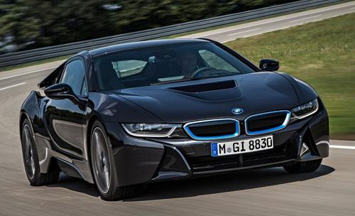 BMW i8 (frontal)