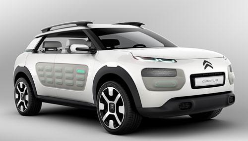 Citroën Cactus (frontal)