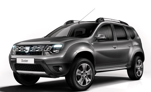 Dacia Duster (frontal)