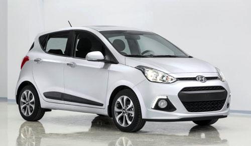 Hyundai i10 (frontal)