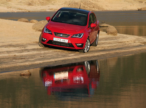 seat ibiza sc 2 0 tdi fr dos en uno. Black Bedroom Furniture Sets. Home Design Ideas
