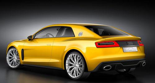 Audi Sport Quattro Concept (trasera)