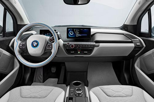 BMW i3 (interior)