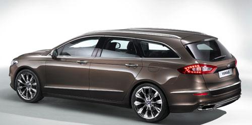 2-ford-mondeo-Ford Mondeo Vignale Concept (trasera)vignale-concept-sept-2013