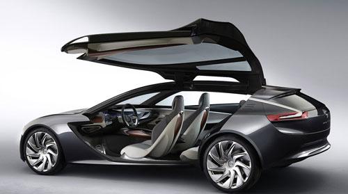 Opel Monza Concept (trasera)