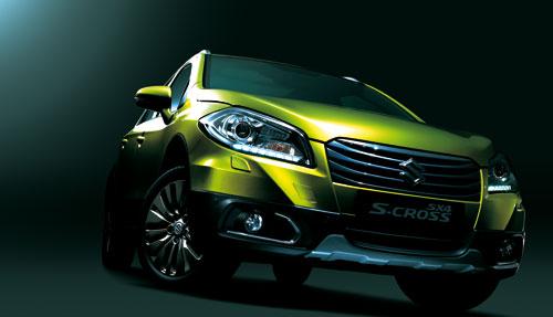 Suzuki SX4 S-Cross (frontal)