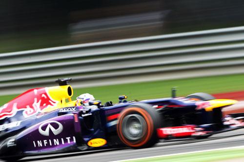 Sebastian Vettel - Fórmula 1 - GP Italia (Monza)