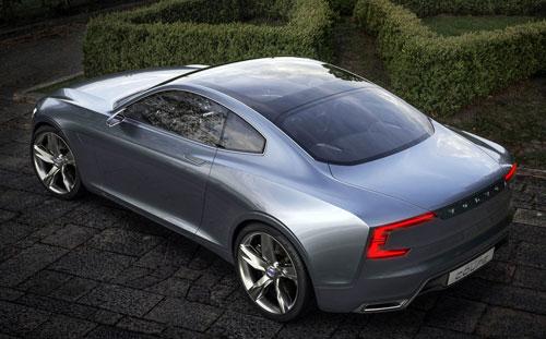 Volvo Coupé Concept (trasera)