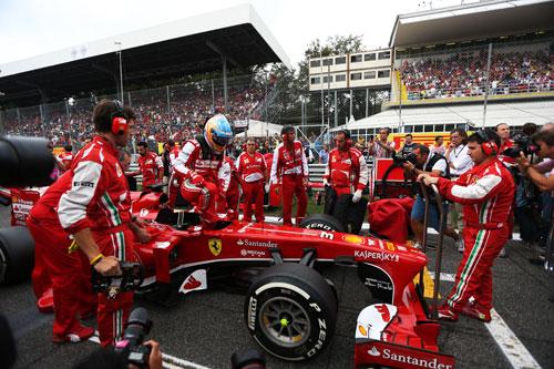 Fernando Alonso (2) - Fórmula 1 - GP Italia (Monza)