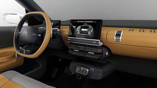 Citroën Cactus (interior)