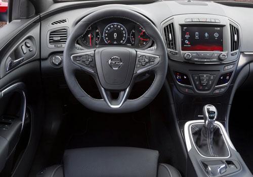 Opel Insigna (interior)