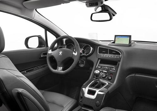 Peugeot 5008 (interior)