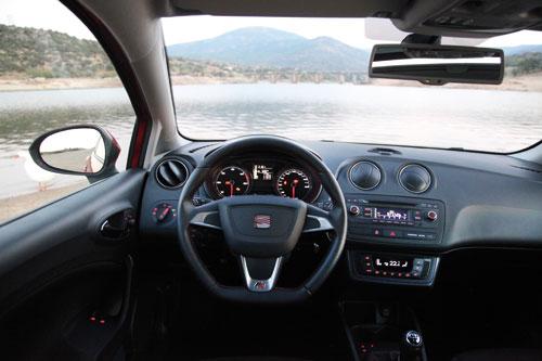 Seat Ibiza (interior)
