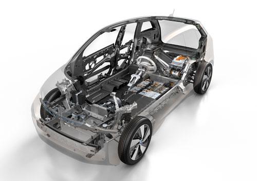 BMW i3 (baterias)