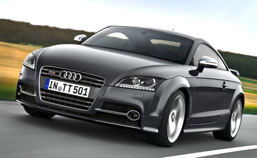 Audi TTS Competicion