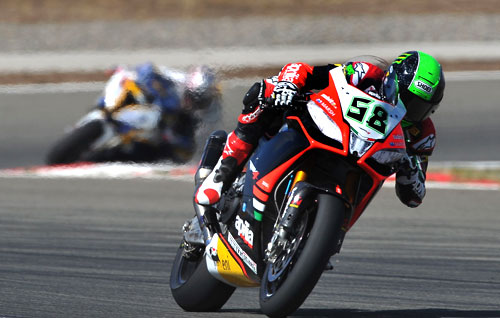 Laverty - Superbikes