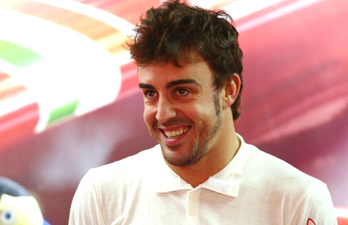 Fernando Alonso GP Singapur