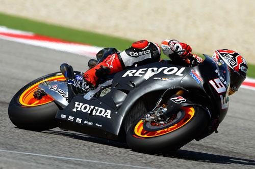 Test Misano MotoGP