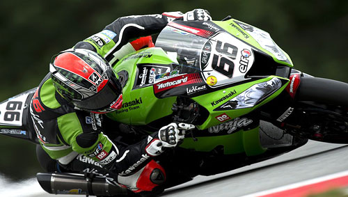 Tom Skyes Superbikes