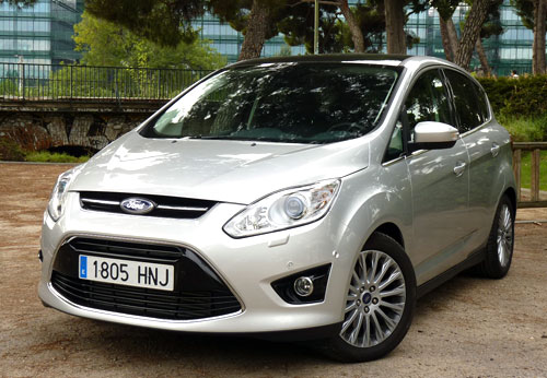 Ford C-Max (frontal)