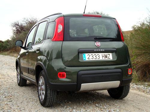 Fiat Panda 4x4 (trasera)