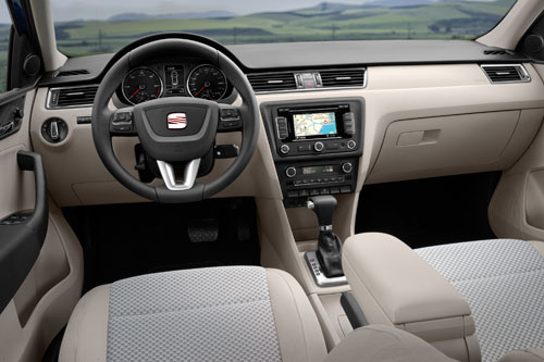 Seat Toledo TDI 90 CV (interior)