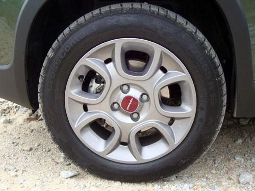 Fiat Panda 4x4 (llanta)