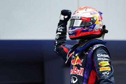 Vettel F-1