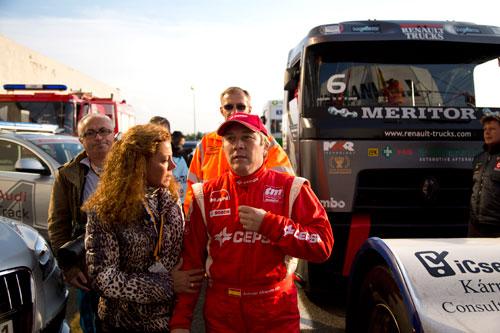 Antonio Albacete Le Mans
