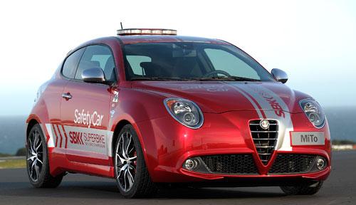 Alfa Romeo Superbikes