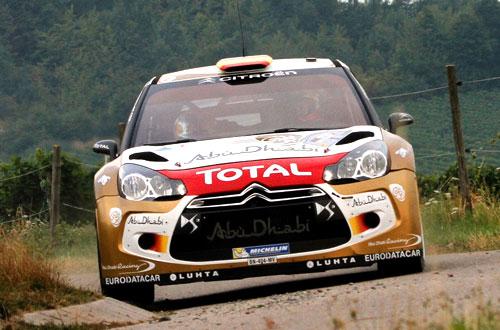 Dani Sordo Rally Cataluña