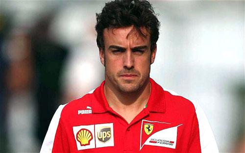 Fernando Alonso - GP Japón - Fórmula 1