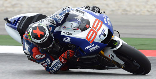 Jorge Lorenzo - MotoGP