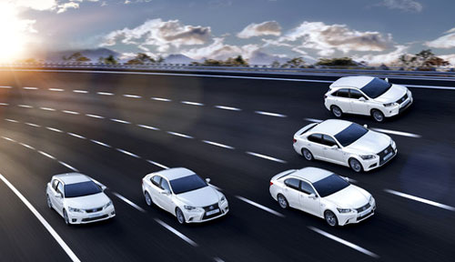 Lexus Híbrido