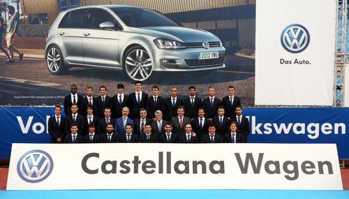 Plantilla VW