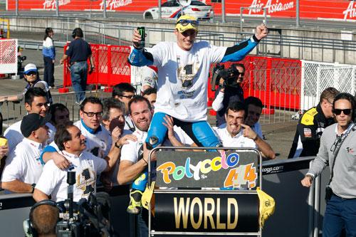 Pol Espargaró - Campeón del Mundo de Moto2 2013