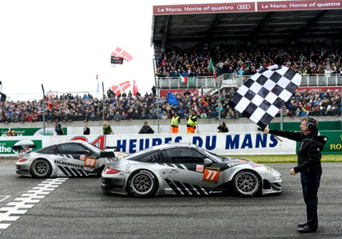Patrick Dempsey - Porsche (2)