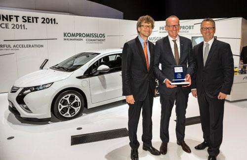 Premio Opel Ampera