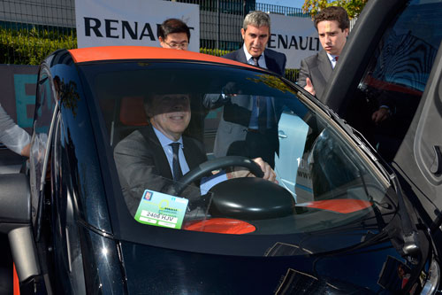 Eléctricos de Renault