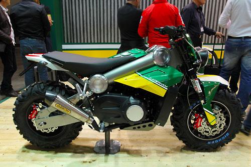 Caterham Brutus 750