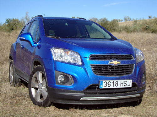 Chevrolet Trax (frontal)