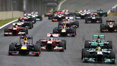 GP Brasil - Fórmula 1