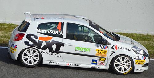 Marta Suria (coche)