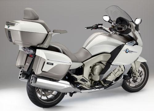 BMW K  1600 GTL Exclusive (trasera)