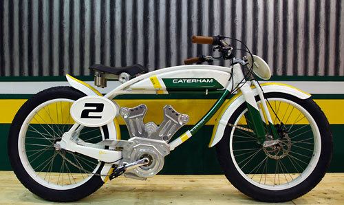Caterham E-Bike
