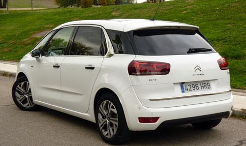 Citroën C4 Picasso (trasera)