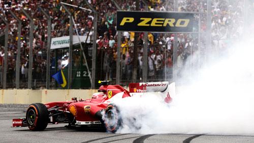Fernando Alonso - GP Brasil - Fórmula 1