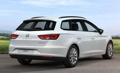 Seat León ST (trasera)